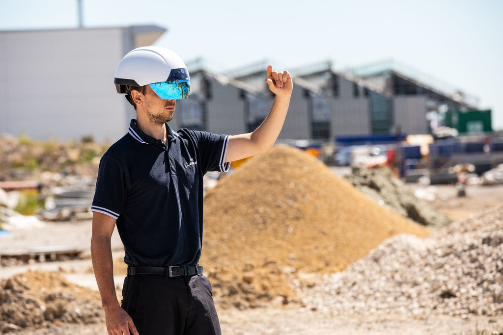 The AMRC's Factory 2050 is carrying out research with the main disruptors in the construction industry.