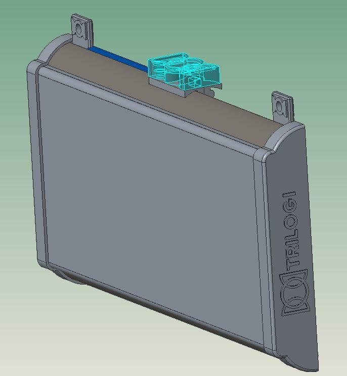 Creative touch: One of the CAD model concepts created by the AMRC.