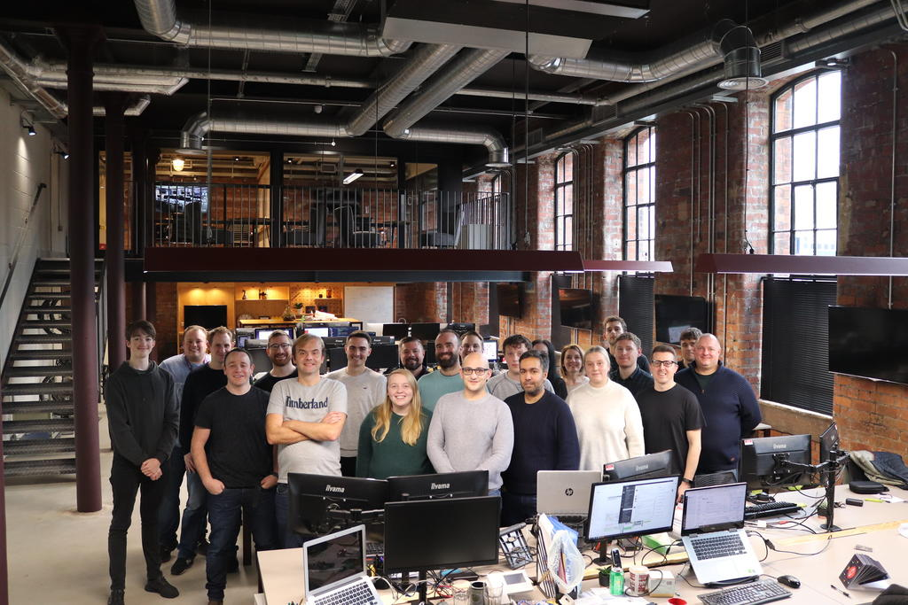 The Razor team of software engineers, usability designers, data scientists, testers and project managers.