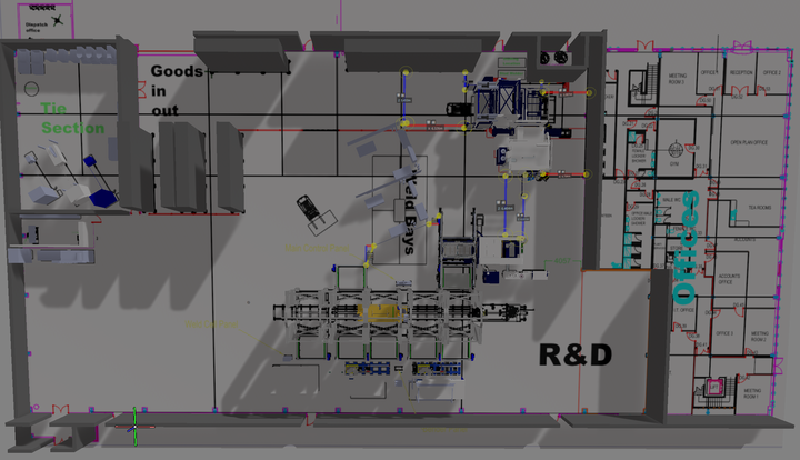Acs Stainless Switches On To Virtual Reality For Factory Planning Amrc